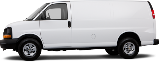 2013 Chevrolet Express 2500 Van Upfitter