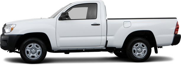 2013 Toyota Tacoma Truck Regular Cab Manual