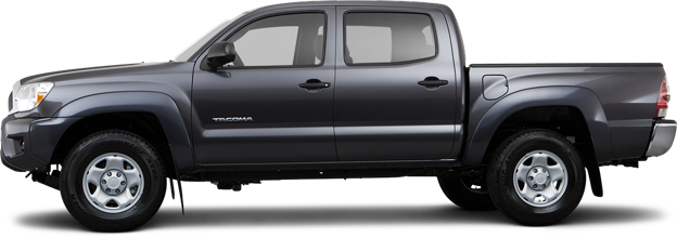 2013 Toyota Tacoma Truck Access Cab X-Runner Manual