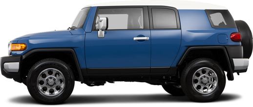 2013 Toyota FJ Cruiser SUV 4WD Manual