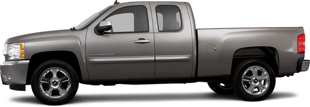 2013 Chevrolet Silverado 1500 Truck LT Long Box