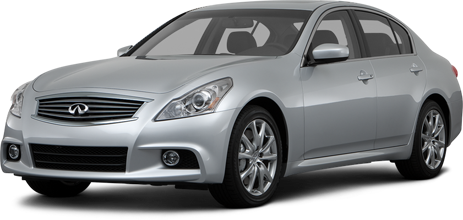 2012 Infiniti G37 Journey (A7) Sedan