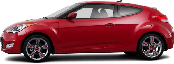 2013 Hyundai Veloster Hatchback Base w/Red (M6)