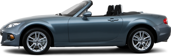 2013 Mazda MX-5 Miata Convertible Club (M6)