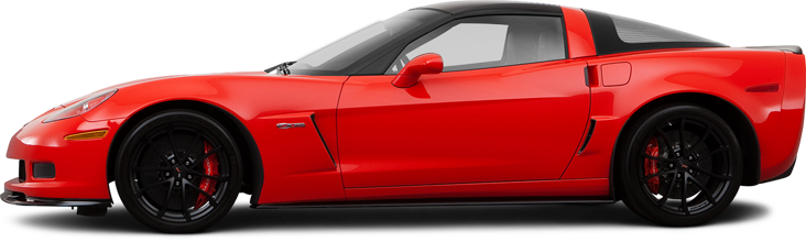 2013 Chevrolet Corvette Coupe Z06 Hardtop