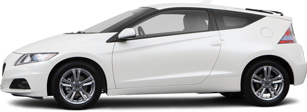 2013 Honda CR-Z Coupe EX (CVT)