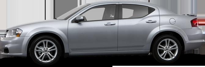 2014 Dodge Avenger Sedan SXT