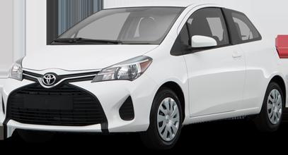 2016 Toyota Yaris Hatchback Super White