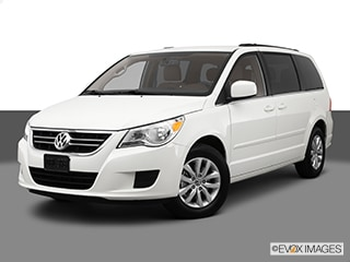 2012 Volkswagen Routan Compare Cars and Volkswagen Reviews