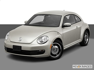 compare and review cars like the 2013 Volkswagen Beetle