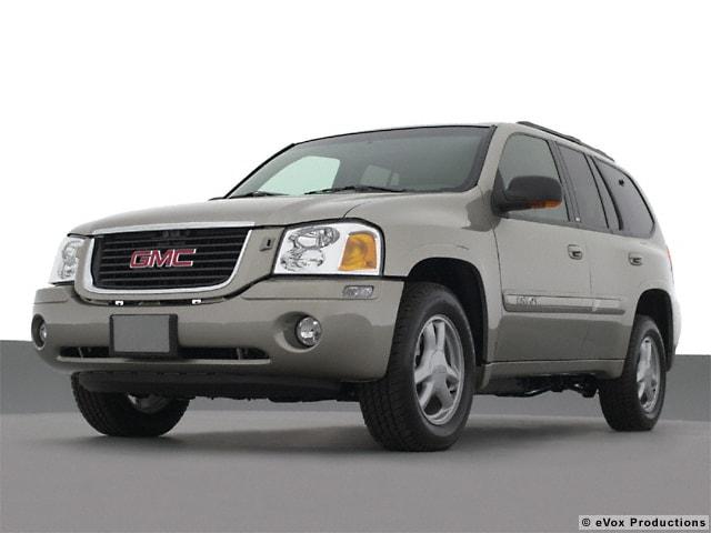 Gmc Envoy Used Car In Kuwait