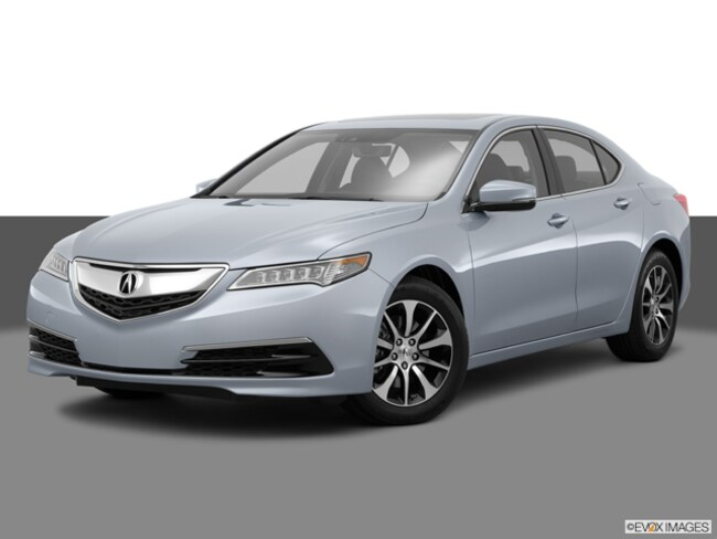 Used 2015 Acura TLX Base (DCT) Sedan in Mission Viejo