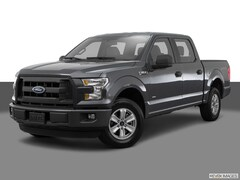 2015 Ford F-150 4WD Supercrew 145  Lariat Truck