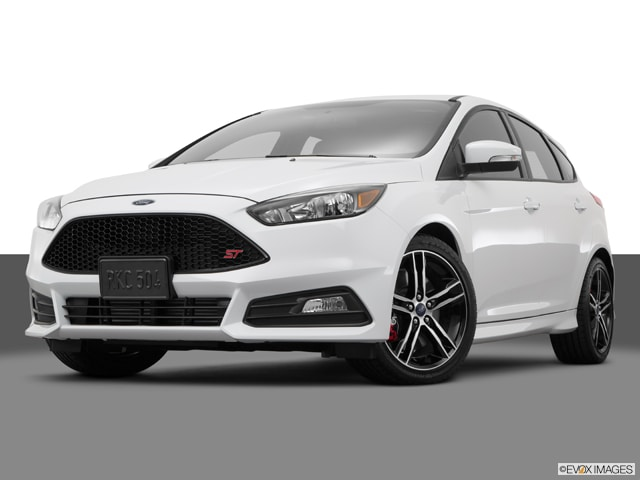 2015 ford focus st st hatchback medford or previousnext zoom in - 2015 Ford Focus St White