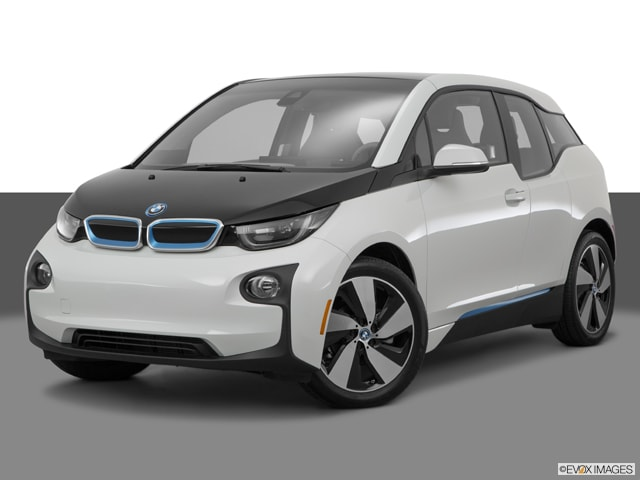 2015 BMW i3 with Range Extender Base w/Range Extender Sedan Rear-wheel Drive
