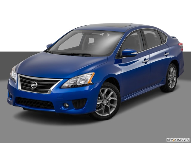 new 2015 nissan sentra sr for sale vandalia oh n15459. Black Bedroom Furniture Sets. Home Design Ideas