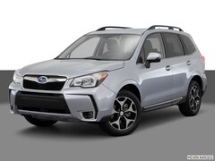 2016 Subaru Forester 2.0XT Touring SUV JF2SJGVC1GH491113 for sale in Lafayette, IN at Bob Rorhman Subaru