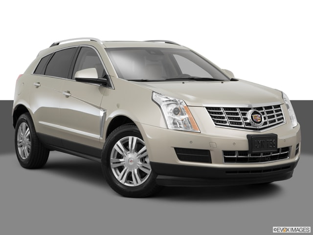 2016 CADILLAC SRX Luxury Collection For Sale In Santa