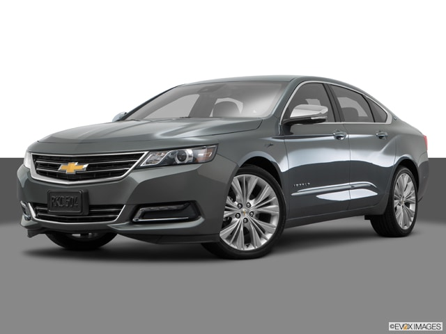 New 2016 Chevrolet Impala Sedan