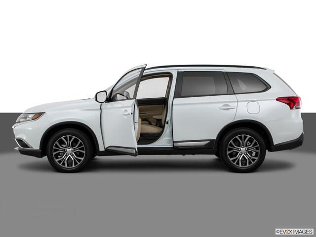 2016 Mitsubishi Outlander SUV