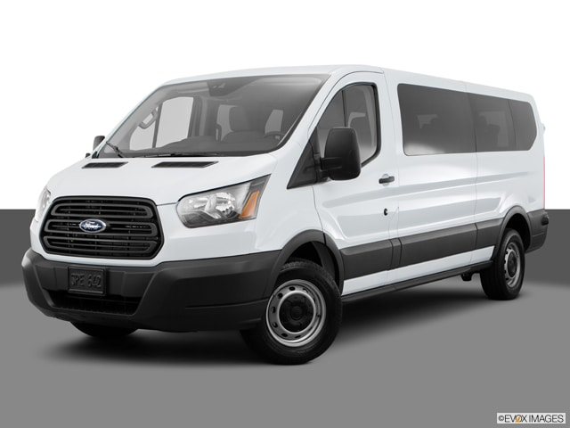 2016 Ford Transit-350 XL Wagon Low Roof Wagon