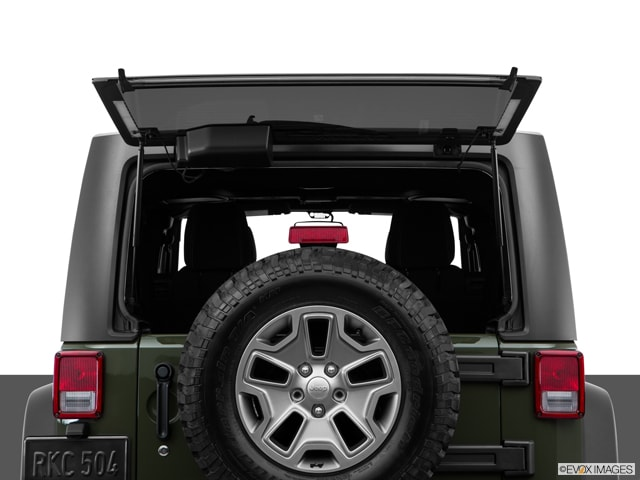 New Jeep Wrangler Unlimiteds available in Middlebury, VT at Foster Motors