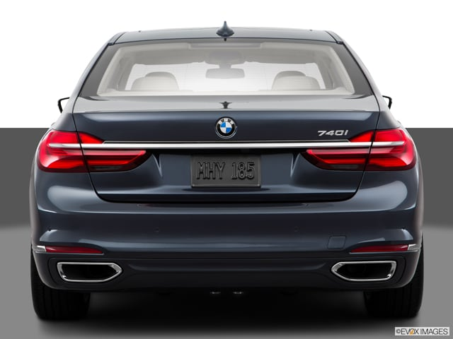 New 2016 bmw 740i for sale in houston tx stock gg503977