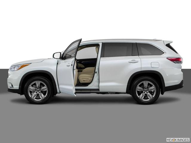 2016 Toyota Highlander Limited V6 SUV