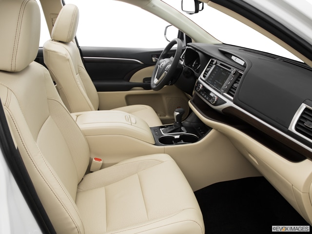 New toyota highlander in plano tx inventory photos videos features for Texas leather interiors prices