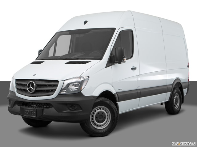 New 2016 Mercedes-Benz Sprinter High Roof for sale in the Boston MA area