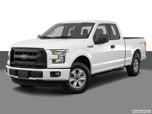 2016 Ford F-150 XL Truck SuperCab