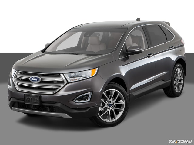 2016 Ford Edge Suv Sterling Heights