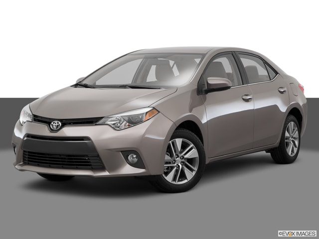 2016 Toyota Corolla LE ECO Plus Sedan