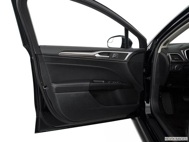 2017 Ford Fusion Sedan