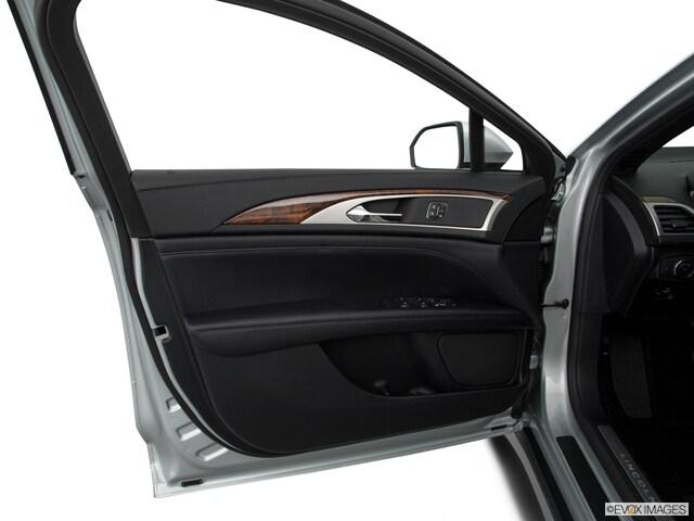 2017 Lincoln MKZ Sedan