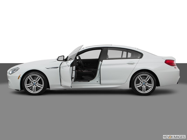 2017 BMW 640i Gran Coupe