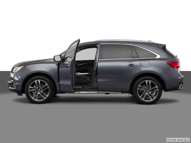 2017 Acura MDX SUV