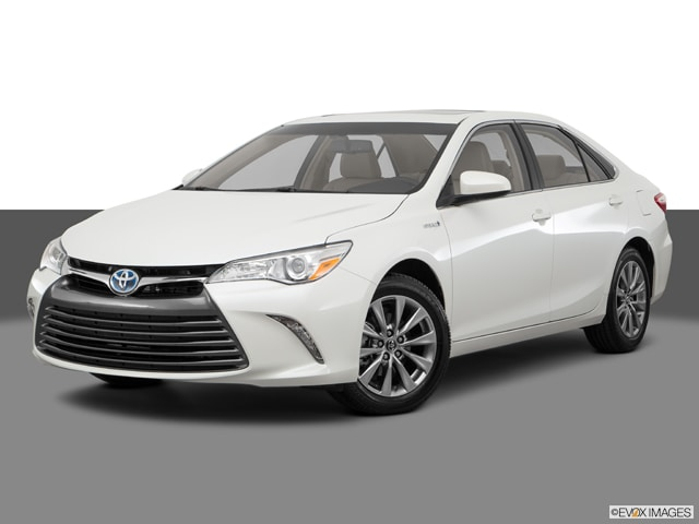 New 2017 Toyota Camry Hybrid XLE Sedan For Sale Yorkville New York