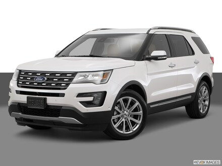 2017 Ford Explorer Limited Limited FWD
