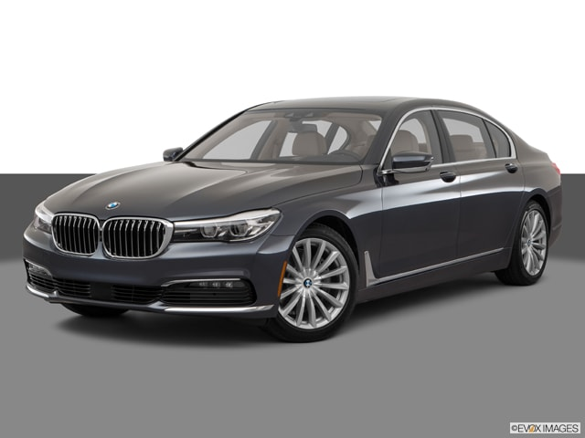 New 2017 BMW 740i xDrive Sedan near San Jose