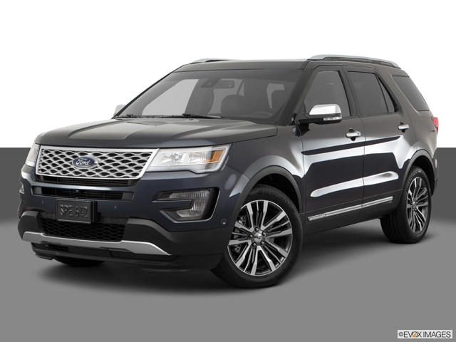 2017 Ford Explorer Platinum