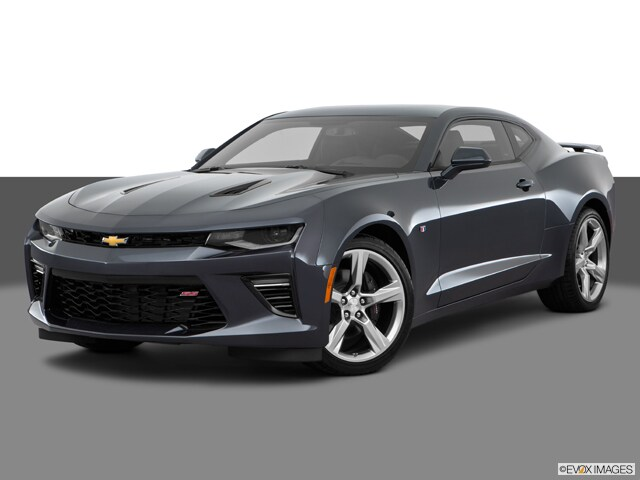 2017 Chevrolet Camaro 2SS Coupe