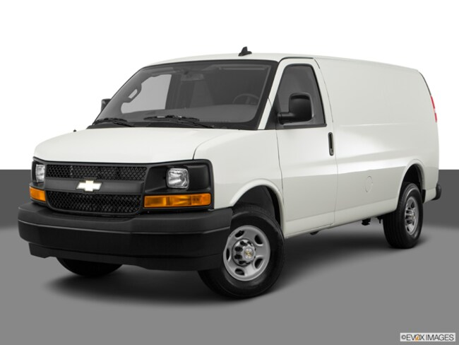2017 Chevrolet Express 2500 Work Van Van Cargo Van For Sale in lake Bluff, IL
