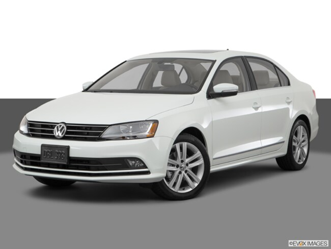 New  2017 Volkswagen Jetta 1.8T SEL Sedan Stevens Point
