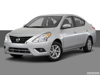 new 2017 Nissan Versa 1.6 SV CVT Sedan in Lafayette