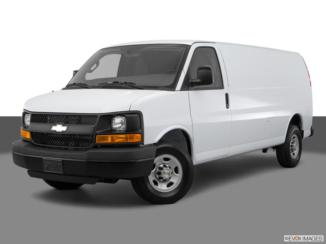 2017 Chevrolet Express 2500 Work Van Van Extended Cargo Van For Sale in lake Bluff, IL