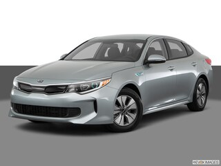 2017 Kia Optima Hybrid Base (A6) Sedan
