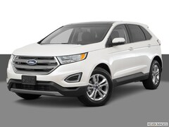 New Ford 2017 Ford Edge SEL SUV in Meridian, MS