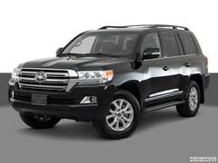 2017 Toyota Land Cruiser V8 SUV