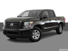 New 2017 Nissan Titan 4x2 Crew Cab S Truck for sale in Mission Hills, CA